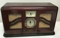 Vintage Spirit of St Louis Transistor Radio AM/FM with Cassette Player- Tested