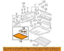 HONDA OEM 03-06 Element Interior-Rear-Cargo Trim Panel 84521SCVA11ZA