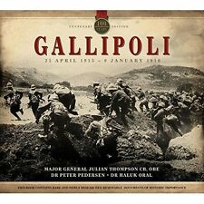 GALLIPOLI - Centenary Edition (including Memorabilia in Slipcase) NEW