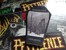 Judas Iscariot Coffin Shape Patch Krieg Maniac Butcher Member