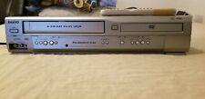 Sanyo DVD VCR Combo Player Recorder DVW-7200 No Remote