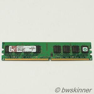 1GB DR2-533 CL4 Kingston RAM Module. KVR533D2N4.