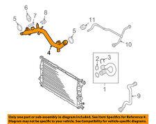 AUDI OEM 09-12 Q5 3.2L-V6 Cooling-Water Pipe 06E121045J