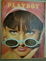 Playboy June 1965  *  Very Good Condition(MAYBE BETTER)* Free Shipping USA