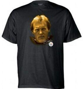 Pittsburgh Steelers Legend Jack Lambert Long Sleeve Profile T-Shirt