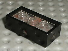 LEGO VINTAGE brick 2 x 4 with wheel holder ref 7049 / set 396 217 391 330 395...