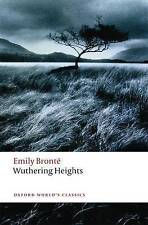 Wuthering Heights (Oxford World's Classics), Emily Brontë | Paperback Book | New