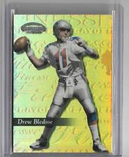 DREW BLEDSOE 1999 PLAYOFF CONTENDERS GOLD #7/25 -PATRIOTS!!!