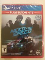 PlayStation 4 Need for Speed PS4 Hits BRAND NEW SEALED Ghost / EA Racing Game