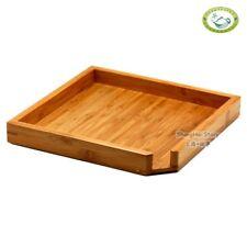 Loose Tea Inspection * Pu-erh Cake Breaking Bamboo Tray