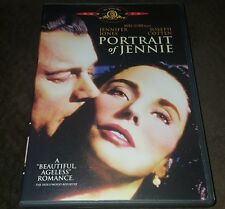 Portrait of Jennie (DVD, 2004) USA Out-of-Print Very Rare