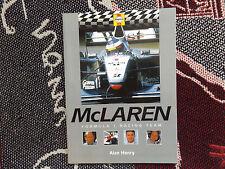 McLaren Formula 1 Racing Team-ALAN Henry-Libro 1999 PB