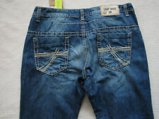 100% camp David Herren Jeans ;Denim CD Stone used, Comfort fit Gr.: 40/32