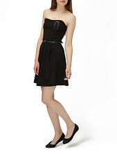 Reserved Knit Dress Black without belt Large Box12 97 M