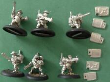 Warmachine Hammerfall High Shield Gun Corps Mercenary Rhulic