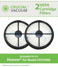 2 Hoover Air Model HEPA Filters Fit WindTunnel Air Model UH70400, # 303902001