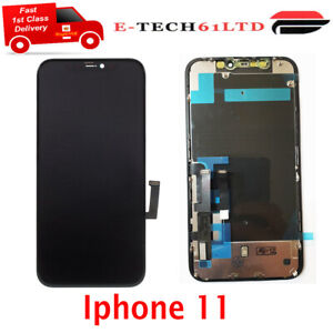 For iPhone 11 Replacement Retina OLED LCD Screen & Digitizer UK seller