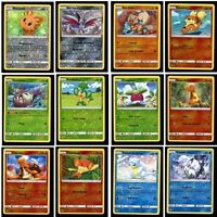 PROMO POKEMON MAC DO FRANCAISE 2018 MCDONALD'S SL CARD HOLO INVERSE (Votre Choix