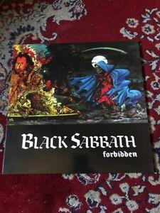 Black Sabbath - 'Forbidden' - I.R.S. 830 620-1 Vinyl 1995/2014, Bonus Track!