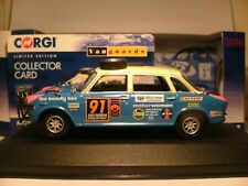 WOW SUPERB NEW VANGUARDS 1/43 MORRIS 1800 1970 WORLDCUP RALLY THE BEAUTY BOX NLA
