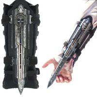 Assassins Creed 4 Edward Kenway Hidden Blade Cosplay PVC Model Toy