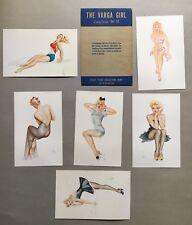 Varga Girl Esky Card Set #12 Complete set with envelope 1944