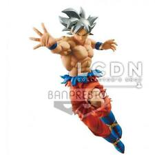 Dragon Ball Super Flight Fighting Son Goku Battle Figure (Ultra Instinct) 20cm