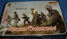 Strelets figures-wwi Allemand Stormtroops x 56 FIGURINES Kit / War Gaming