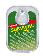 Relags Coghlan´s Survival Kit In A Can