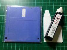 "NEW Atari Amiga 3.5"" Floppy Disc Drive Head Cleaning Kit (disk drive cleaner)"