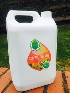 Natrell,Surface,Cleaner,Essential Oils,anti-bacterial,5 Litre Refill,Natural