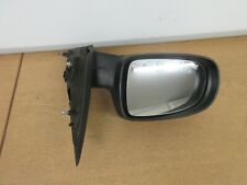 VAUXHALL CORSA ACTIVE 12V 2003 N/S PASSENGER SIDE MANUAL WING MIRROR IN RED