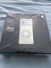 RARE SEALED Apple iPod Nano 1G 4GB - 2005