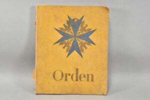 k64i32- Sammelbilderalbum Orden, München