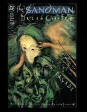 Sandman #20 NM- Neil Gaiman McKean Painted Cover Element Girl Death