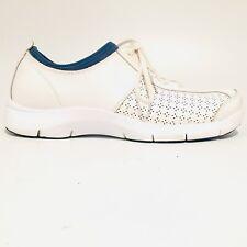 Dansko Athletic Nursing Shoes White Slip Resistant Women Size 40 EU 9.5 US