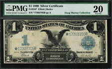 "1899 $1 Silver Certificate FR-234* - ""Star Note"" - Graded PMG 20 - Comment"