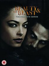 BEAUTY AND THE BEAST Complete Series 1-4 SEALED/NEW Season 1 2 3 4 5053083109196