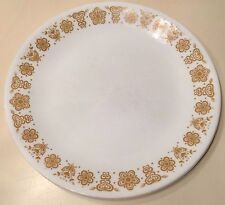 Corelle Corning Butterfly Gold Dinner Plates Set of 4 – 2 Sets Available