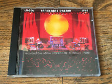 TANGERINE DREAM - LOGOS LIVE - EXPERIMENTAL COSMIC MUSIC!!!! - AMBIENT