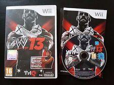 WWE 13: Mike Tyson Edition - Nintendo Wii / Wii U - Free, Fast P&P!
