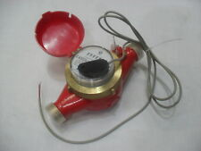 "Jet Hot Pulsed Water Meter DN20 3/4"" 171274 10 Litres Per Pulse"