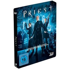 BLU-RAY  PRIEST Real-3D STEELBOOK - NEU & OVP