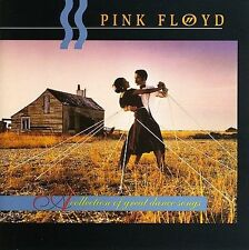 """Pink Floyd """"A Collection of Great Dance Songs"""" CD Roger Waters David Gilmour"""