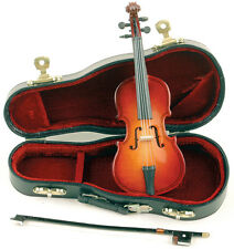 Miniature Musical Instrument: Cello: 6 inches