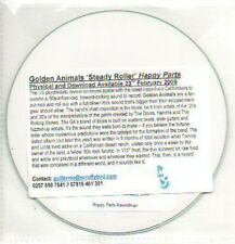 (720J) Golden Animals, Steady Roller - DJ CD