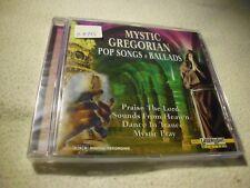 Mystic Gregorian Pop Songs & Ballads Vol.1 - Capella Gregoriana CD - OVP