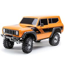 Redcat Racing Gen8 Scout II 2 1/10 Scale 4WD Brushed RC Crawler Orange NEW READ