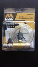 Mi-T-M Pressure Washer Detergent Injector AW-8400-0021 AW84000021