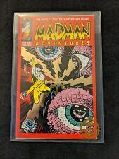 Madman Adventures Hero Premiere Edition Illustrated #4 GOLD Mini Comic